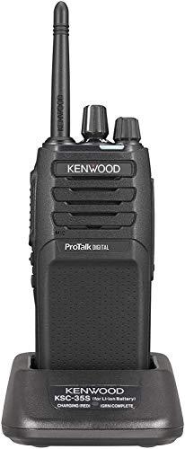 JVC KENWOOD Radio Digital UHF dPMR Kenwood TK-3701, 446MHz, Analógico-Digital, 32CH, 0.5W, VOX, IP54