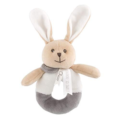 Chicco- Gioco Natural Coniglietto Trillino, Colore Neutro, 00009616000000