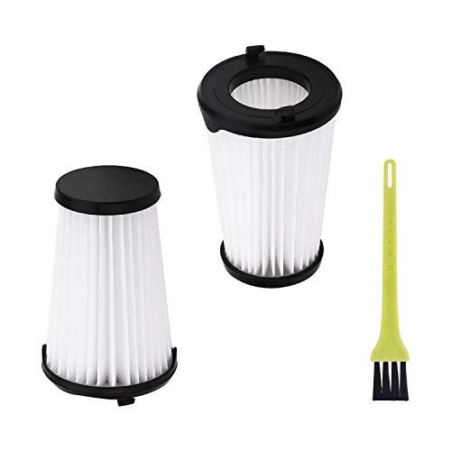 2 Stück Filter für AEG CX7-2 Ergorapido Staubsauger, Filter Zubehör für AEG CX7-2-45AN / CX7-2-35Ö / CX7-2-45BM Modelle, Artikelnummer AEF150