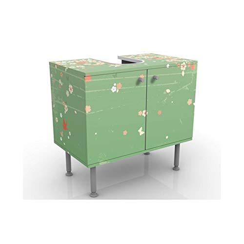 Apalis Waschbeckenunterschrank Design Waschtisch 60 x 55 x 35 cm