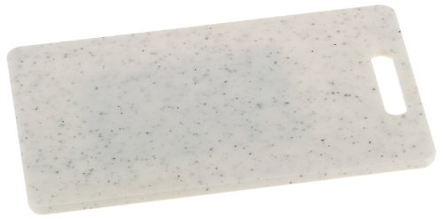 Kela 27301 Schneidebrett, Kunststoff, 28 x 20 cm, Graphit