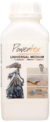 Powertex 0045 Textilhärter, 500 g, andere Materialien, mehrfarbig, 500 g