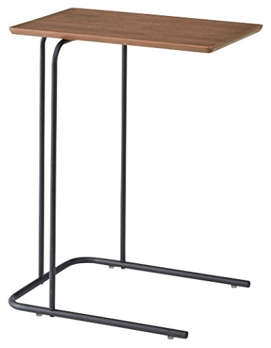 AZUMAYA サイドテーブル アーロン 35cm幅 END-222BR