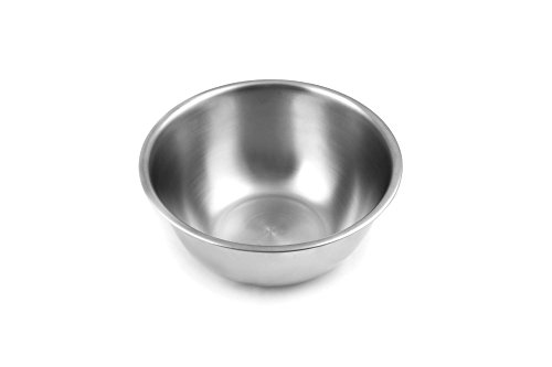 Fox Run 7327 Brands 2.75-Quart Stainless Steel Mixing Bowl, 9 x 9 x 4...