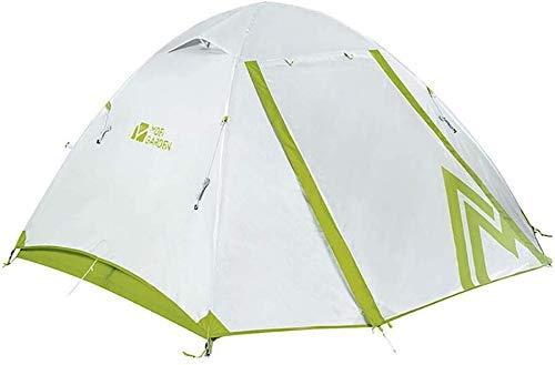 YUQIYU Tienda de campaña Impermeable al Aire Libre Sombra Refugio con Techo de Deportes Senderismo Montañismo Viajes Rainfly