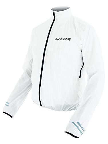 Chiba Veste Performance de Course d'hiver pour Homme, Polyester XXL Semi Transparent
