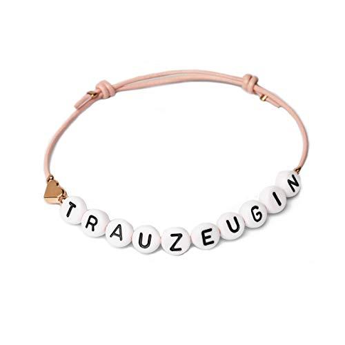 Armband Trauzeugin