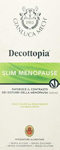 Gianluca Mech Ifi21Da3400 Slim Menopause Secondo il Metodo Decottopia – 500 ml