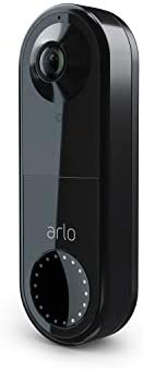 Arlo HD 2 Way Audio Wired Video Doorbell