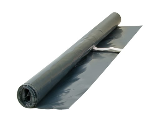 Roberts 70-115 Moisture Barricade Underlayment, For Laminate Floors, 6 Mil. Thick Polyethylene...