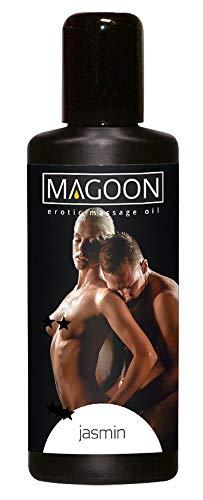 Super Erotik Jasmin Magoon Massage-öl You2toys Erotische & Sinnliche Öl -nass Play 100ML