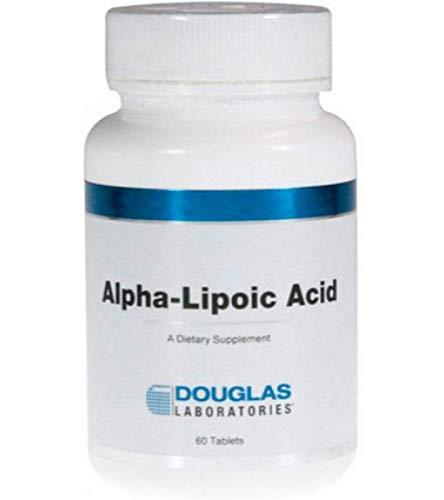 Acido R-Lipoico - Laboratorios Douglas - 100 mg. 60 Capsulas Vegetarianas