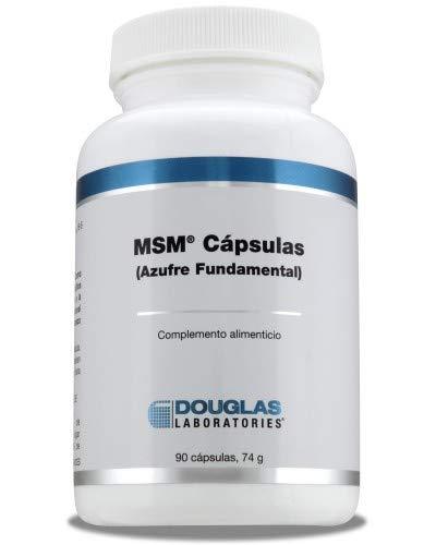MSM (Azufre Fundamental) - Laboratorios Douglas - 90 Capsulas