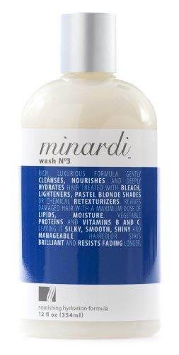 Minardi - No 3: Nourishing Wash 12oz