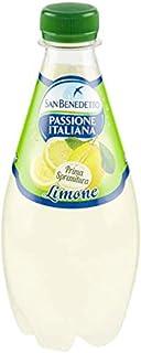 24x San Benedetto Passione Italiana Limone PET 40cl Limonade Limonata Verfrissende Drink Frisdrank met Citroen