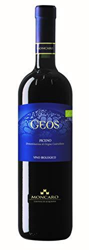 Moncaro Geos Piceno Biologico Doc Vino Rosso - 750 Ml