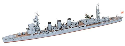 タミヤ 1/700 日本軽巡洋艦 鬼怒 (きぬ)