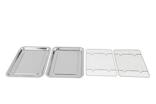 AJinTeby Cooling Racks for Baking - Stainless Steel Cooling Rack