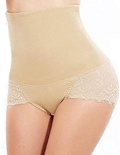 AMAG16 Shapewear for Women High Waist Body Shaper Butt Lifter Tummy Control Sexy Panty Slim Waist Trainer Girdle Faja Colombianas Womens Best Bodyshapers (Nude, 2-XL)