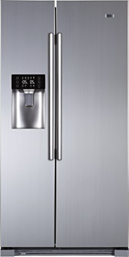 Haier HRF628IF6 - Frigorífico Side By Side Hrf628If6 Con Dispensador De Agua Y Hielo