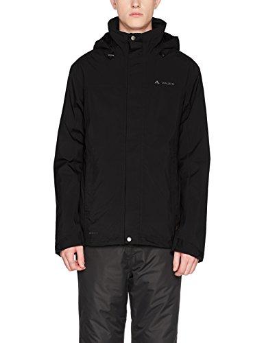 VAUDE Herren Doppeljacke Kintail 3in1 Jacket III, Black, XXXL, 407240105700