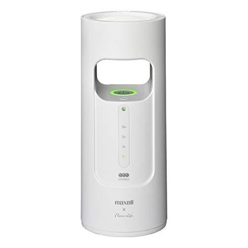 maxell(マクセル)『アロマディフューザー機能付除菌消臭器 オゾネオ アロマ(MXAP-FA100)』