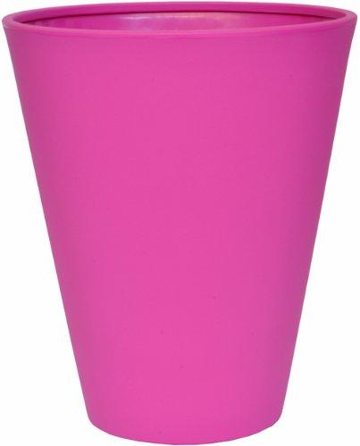 Chapelu PICLAM50C83 Cosma-Vaso da Fiori, in polietilene, 60 cm, Colore: Magenta