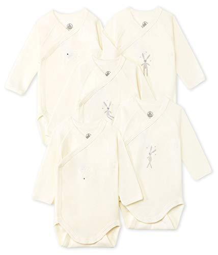 Petit Bateau 5425500 and Toddler Underwear Set, Blanc/Didou1 + Blanc/Didou2 + Blanc/Didou3...