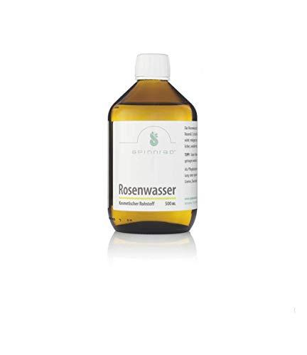 Spinnrad Rosenwasser 500 ml