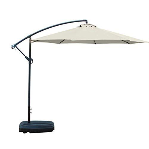 SISHUINIANHUA 2M Sonnenschirm Regenschirm Abdeckung Regenschirm Baldachin Abdeckung Sonnenschirm Abdeckung wasserdichte Strandgarten Sechseck Form Markise,Beige