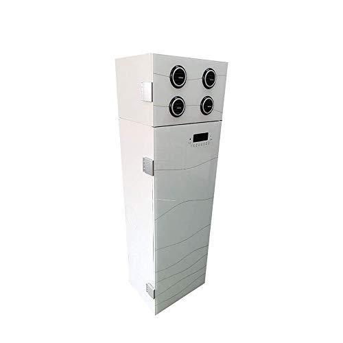 Qin Air Purifier, HEPA Filter, Cabinet Type New Fan, Intelligent New Fan, Ionizer, Quiet Sleep Mode, Energy-Saving DC Motor, Filters Allergies, Pollen, Smoke, Dust, Pet Dander, Mold, Odors