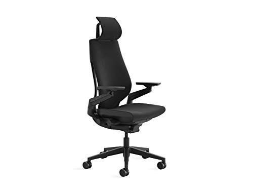 Steelcase Gesture Office Chair, Cogent Connect Licorice