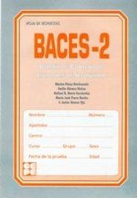 Baces 2. Hoja de respuesta paquete de 25