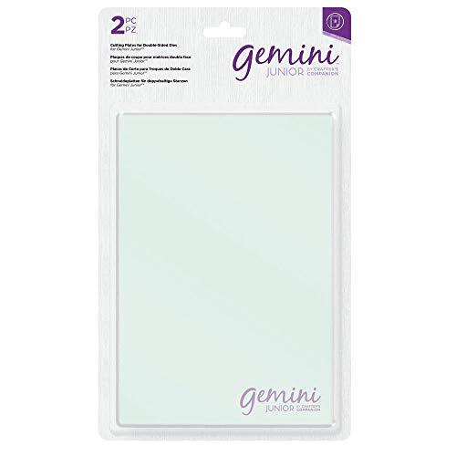 Gemini GEMJR-ACC-DSDP Junior Platten Für Doppelseitiges Gesenke Schneid, One colour, Einheitsgröße