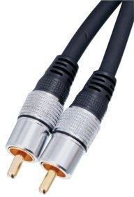 HQ Digital coaxiale RCA-kabel (10 m)