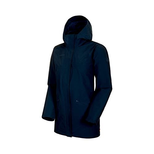 Mammut Chamuera HS Damen Parka Thermo Hooded S Sarcellblau (Wing Teal)