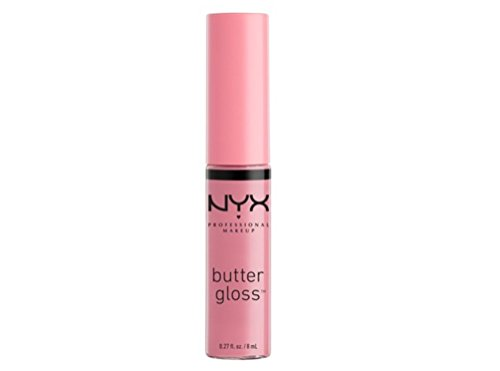 Butter Lip Gloss Eclair,Nyx Cosmetics,Blg02
