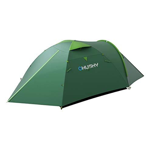 HUSKY Kuppelzelt Zelt BIZON 3 grün