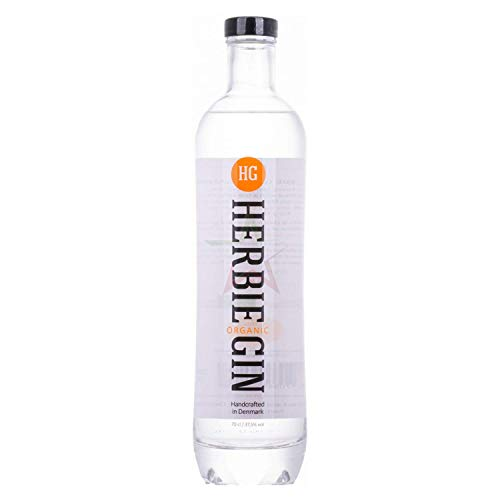 Herbie Gin ORGANIC Bio Gin, 700 ml