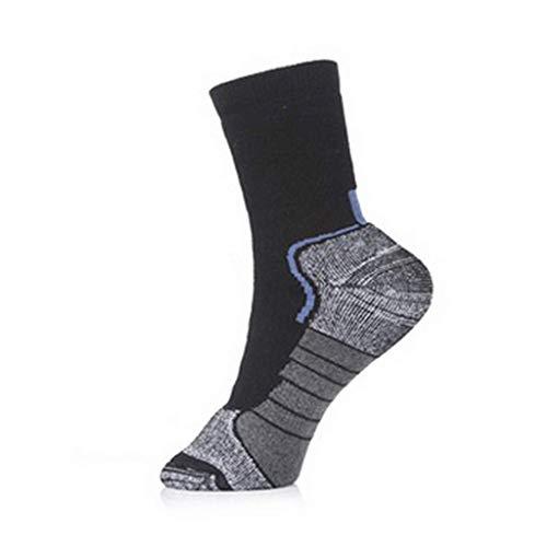 Mjd sokken warme vocht-wikkelende sokken van wintermannen, katoenen sport-skiën warme sokken, de lopende sokken wandelen herensokken