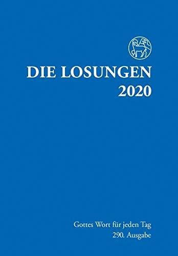 Die Losungen 2020 Deutschland / Die Losungen 2020: Normalausgabe Deutschland