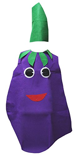 Petitebelle Berenjena unisex Conjunto de vestuario para la fiesta Adult Clothing Un tamaño Púrpura