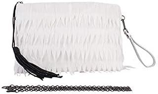 Bolsa de mano Envelope Clutches de mano Mini crossbody Tote bag Fleco Pompom Folk/Etnico Bohemia Flexible para bodas y fiestas mujer elegante de de moda idea de regalo