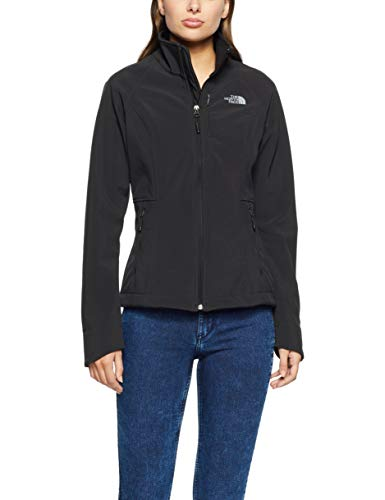The North Face Women's Apex Bionic 2 Jacket, Tnf Black, X-Small