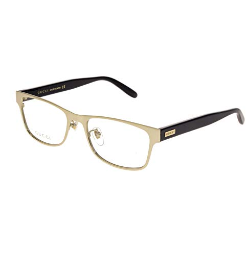 Eyeglasses Gucci GG 0274 OJ- 002 GOLD/BLACK