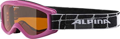 ALPINA CARVY 2.0 Skibrille, Kinder, rose, one size