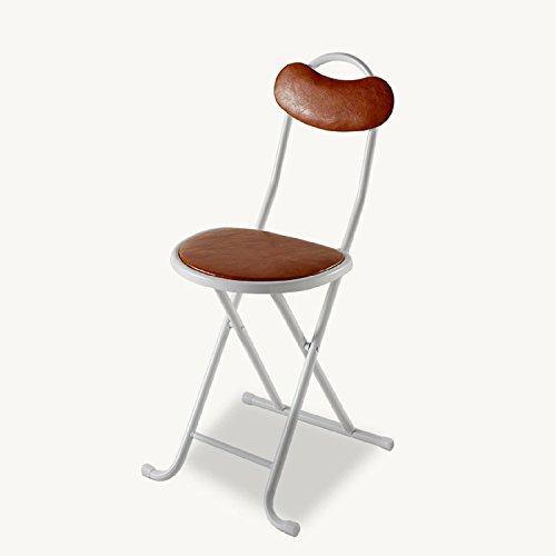 GAOJIAN Falten Hocker Metall Stuhl Haushalt Hocker Outdoor Falten Portable Stuhl Hocker, d