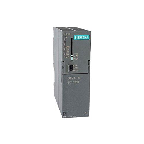 Siemens st73C–Modul Central CPU 312mit MPI 24V Gleichstrom