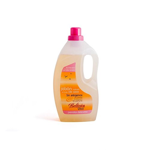 Beltrán Vital Jabón Coco Liquido - 3 Recipientes de 1500 ml - Total: 4500 ml