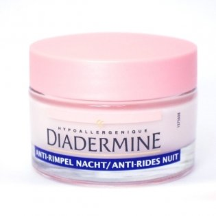 Diadermine – Crema antiarrugas día – Volumen: 50 ml